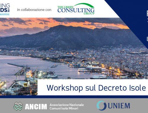 Workshop Decreto Rinnovabili Isole Minori