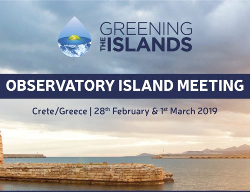 Crete Regional Government is hosting GTI Observatory to analyse local situation and find sustainable solutions on energy, water, mobility and waste