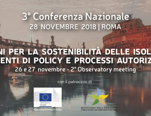 3° Conferenza Nazionale Greening the Island