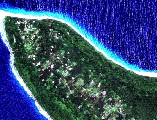 UK space agency supports islands worldwide make the transition to a greener future